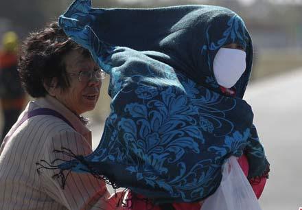 北京/北京发布大风蓝色预警