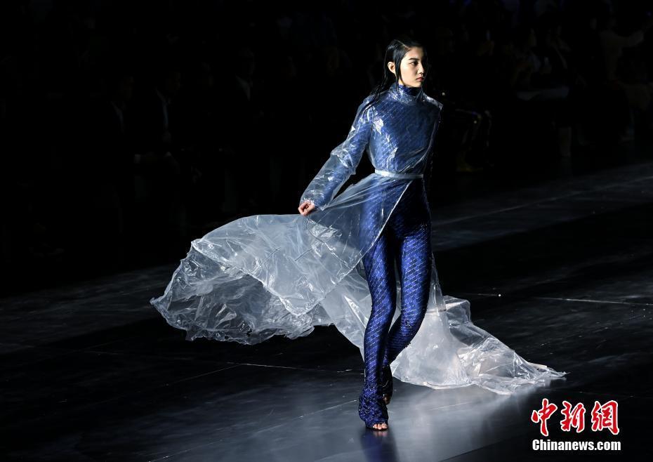 中国国际时装周(2019/2020秋冬系列)在北京开幕